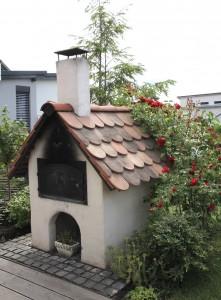 Backhaus, Steinbackofen 2013